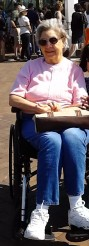 mom at ferris wheel